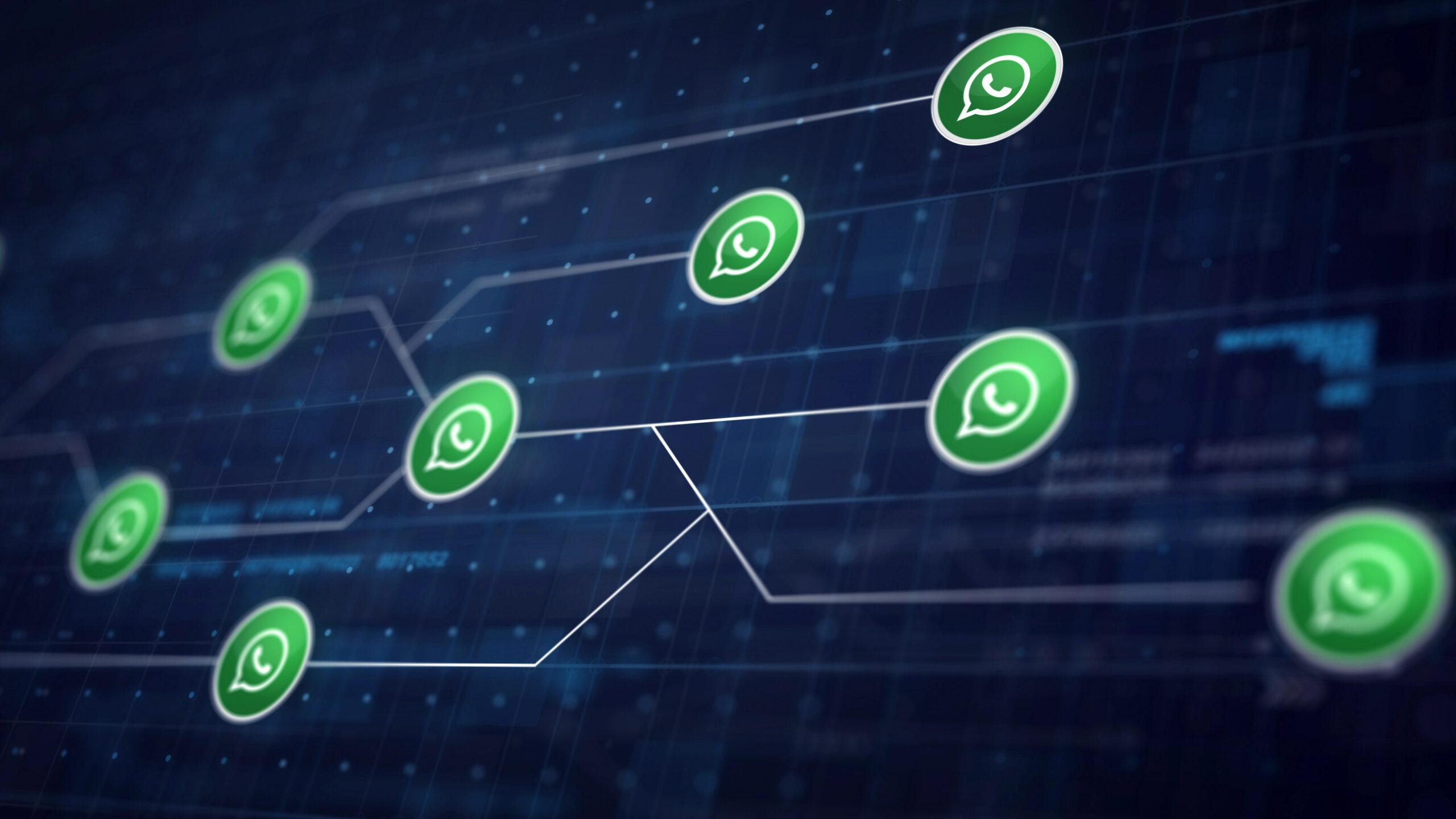 WhatsApp informa sobre la seguridad de servicios a través de sus estados
