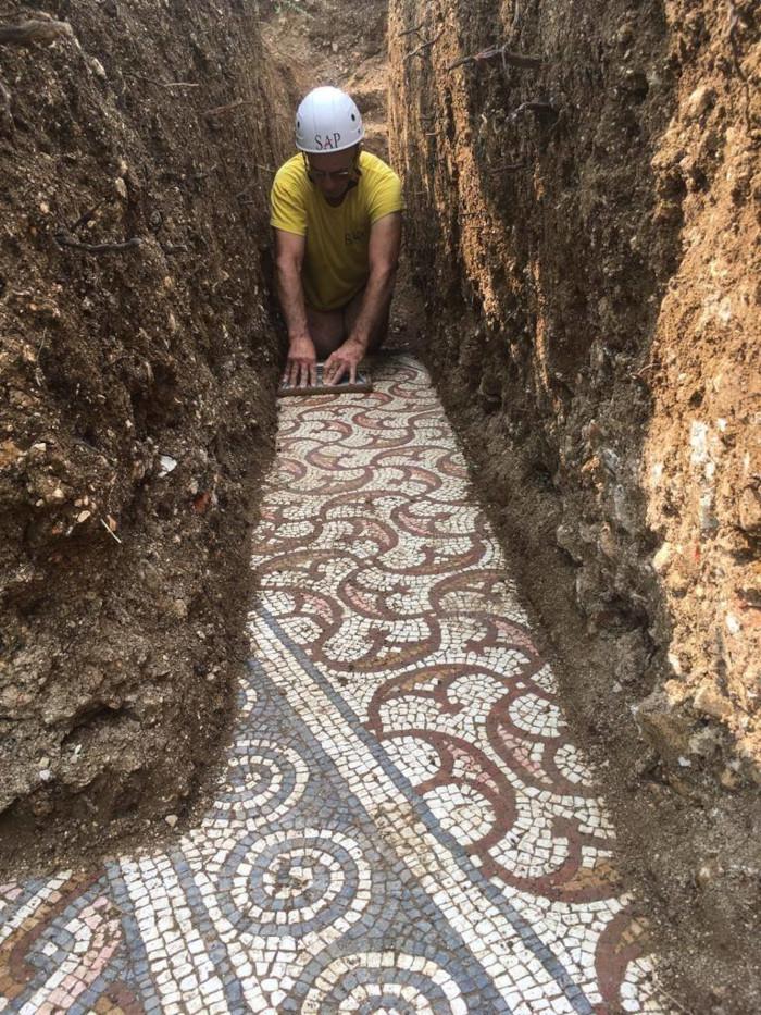 mosaico Verona